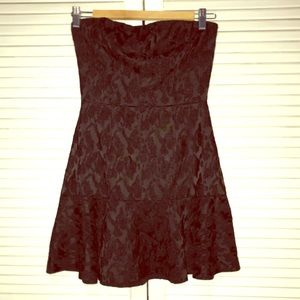 H&M Black Cocktail Dress NWOT